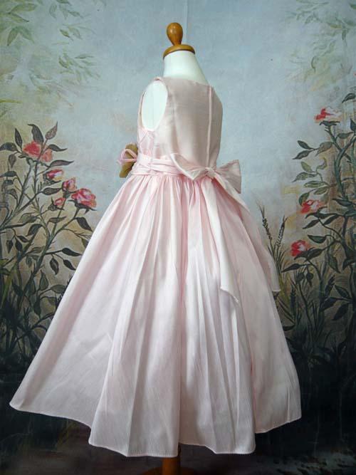子供ドレス アーリア ピンク