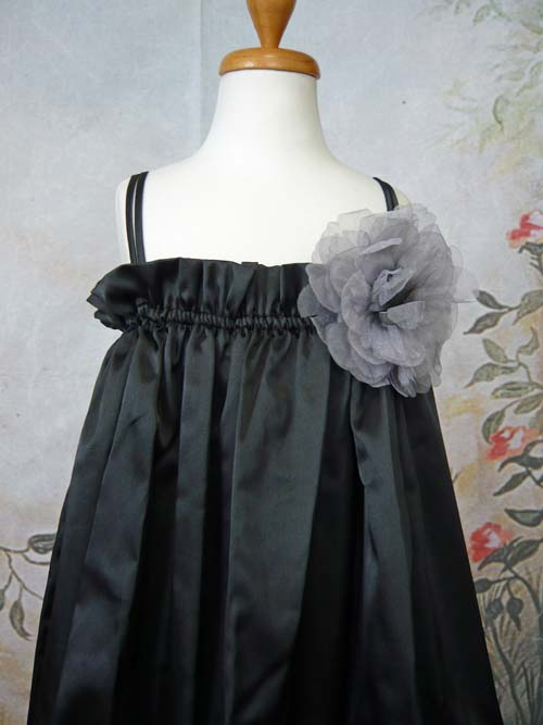 子供ドレス ルチア ブラック