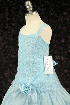 子供ドレス エリカ ブルー5
