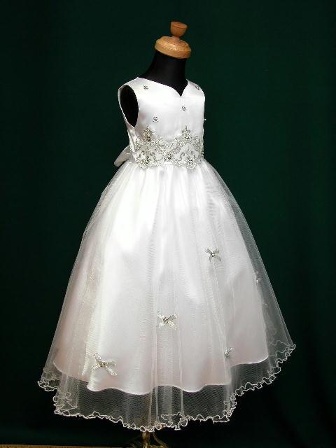子供ドレス マリア ホワイト2