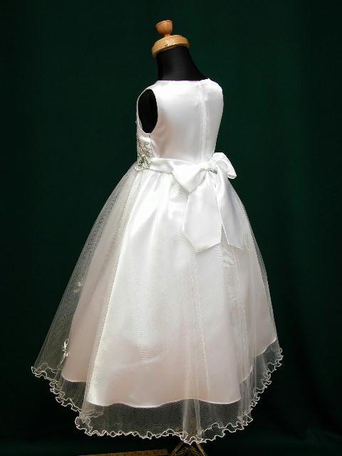 子供ドレス マリア ホワイト3