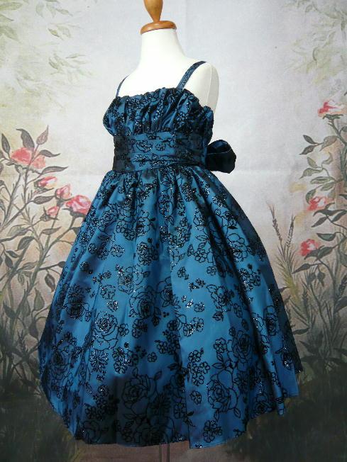 子供ドレス エレン ティール