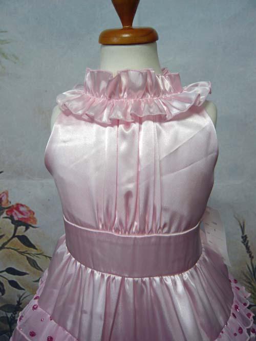子供ドレス エレノア ピンク