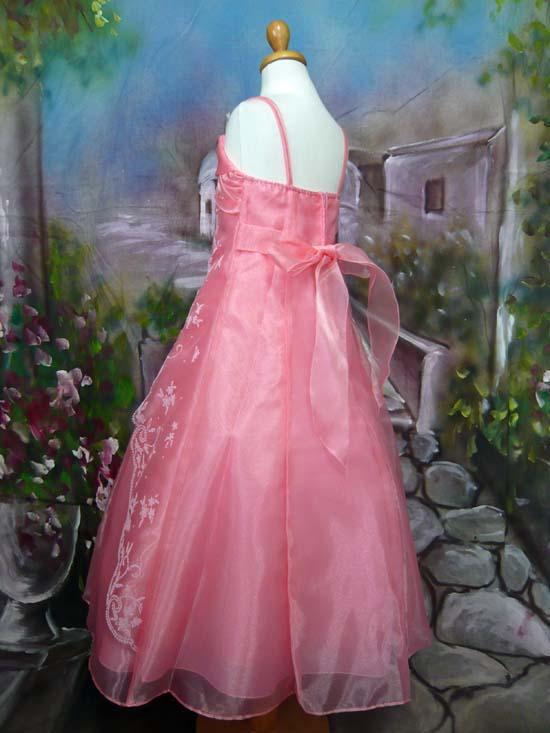 子供ドレス イブ コーラル