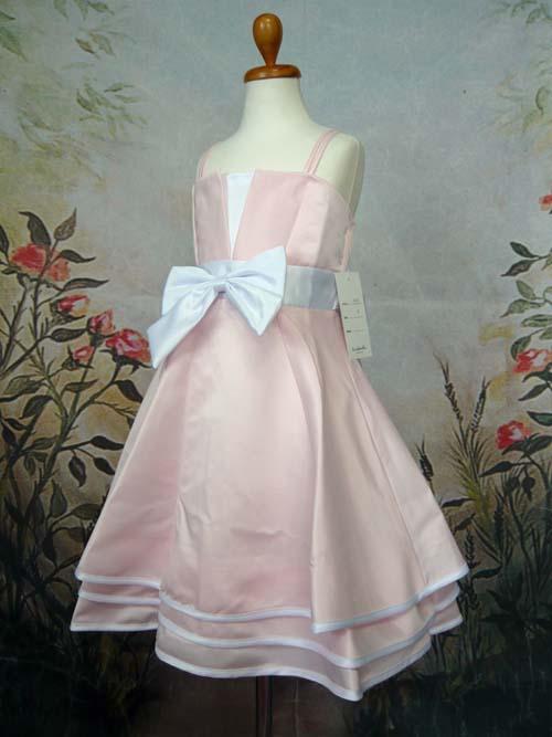子供ドレス ジョディ ピンク