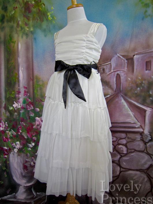 子供ドレス テレサ アイボリー