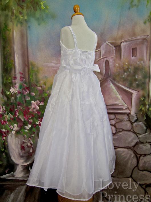 子供ドレス ビビアン ホワイト