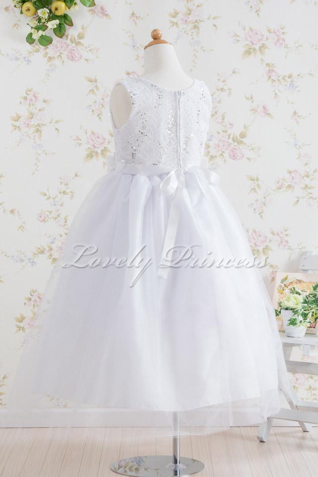 結婚式子供ドレス フェリス ホワイト