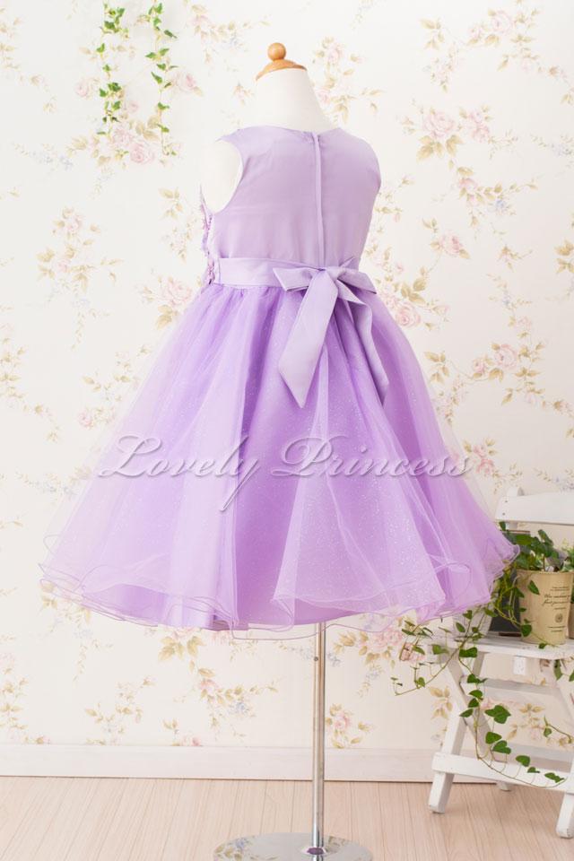 演奏会子どもドレス 子どもドレス(CC9022-L) ライラック