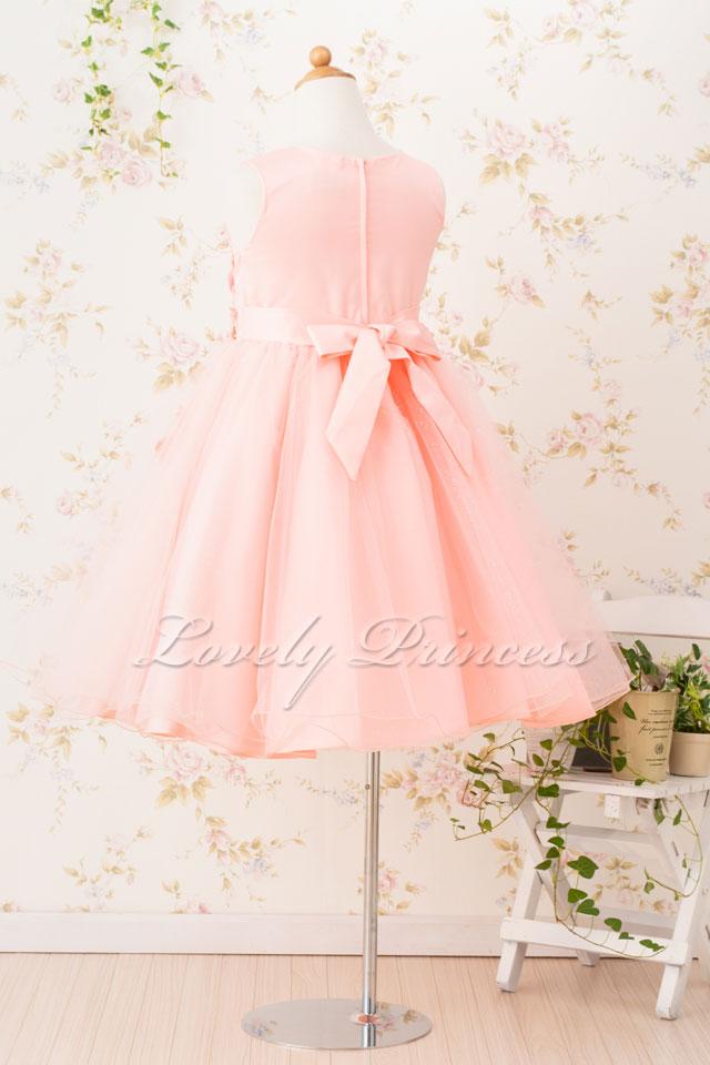 演奏会子どもドレス 子どもドレス(CC9022-P) ピンク