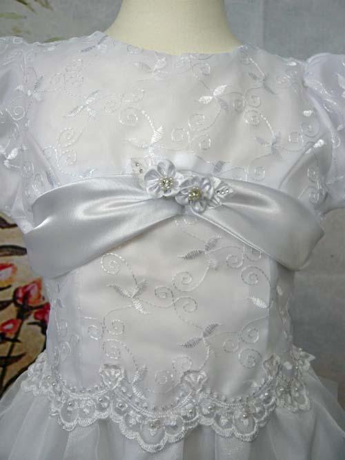 子供ドレス クイーン ホワイト