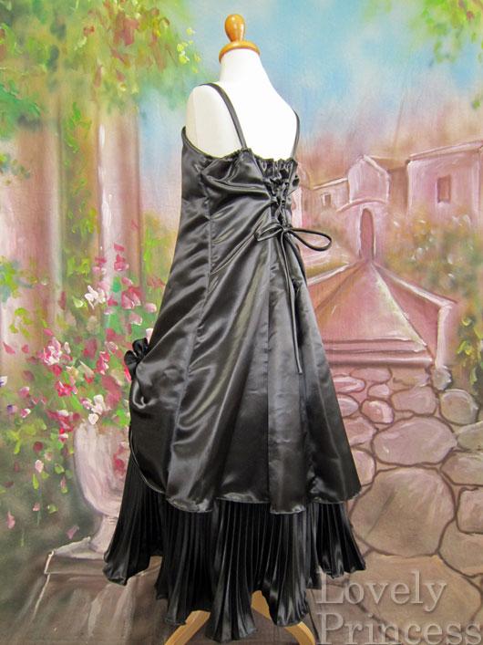 子供ドレス エヴァ ブラック