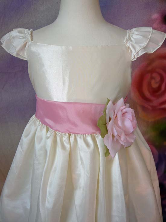 子供ドレス メグ アイボリー