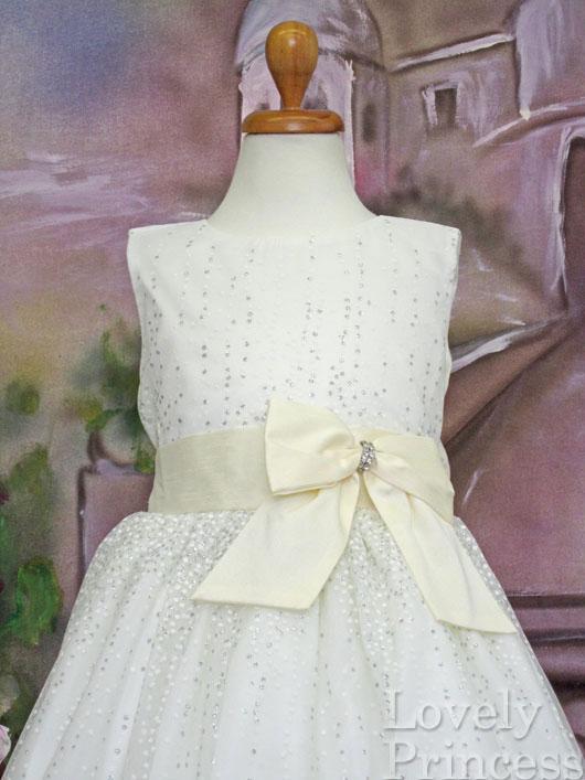 子供ドレス アン アイボリー