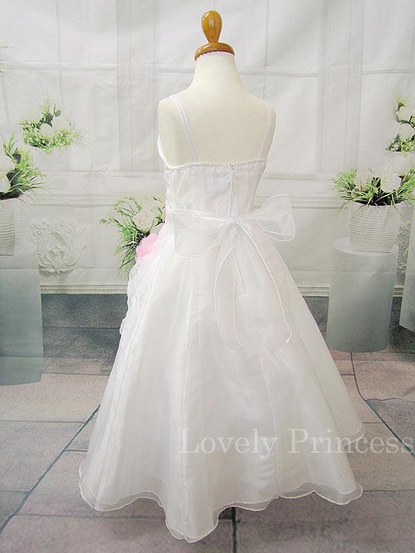 子供のドレス リンダ ピンク2