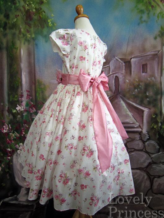 子供用ドレス ジーナ
