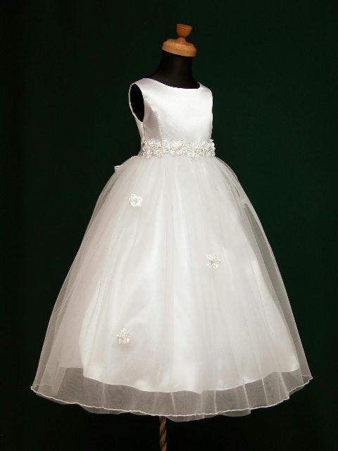 子供ドレス アンジェラ ホワイト2