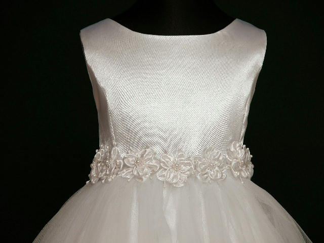 子供ドレス アンジェラ ホワイト3