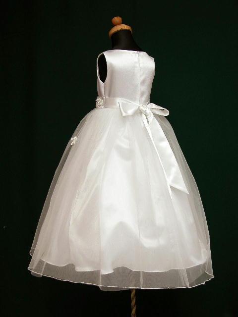 子供ドレス アンジェラ ホワイト4