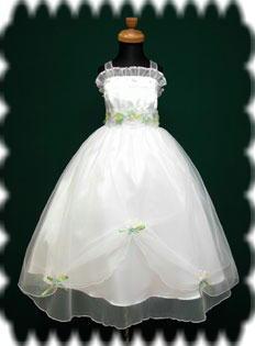 子供ドレス*TINA ホワイト