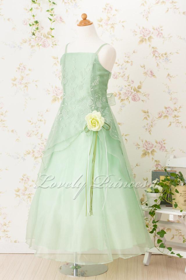 子供のドレス リンダ セージ