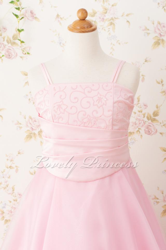 子供ドレス ジェニー ピンク