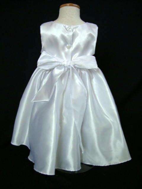 ベビードレス シェリー ホワイト4