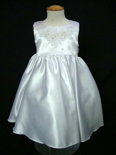 ベビードレス シェリー ホワイト5