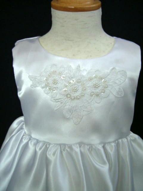 ベビードレス シェリー ホワイト6