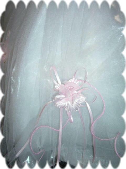 ベビードレス リリィ ピンク3