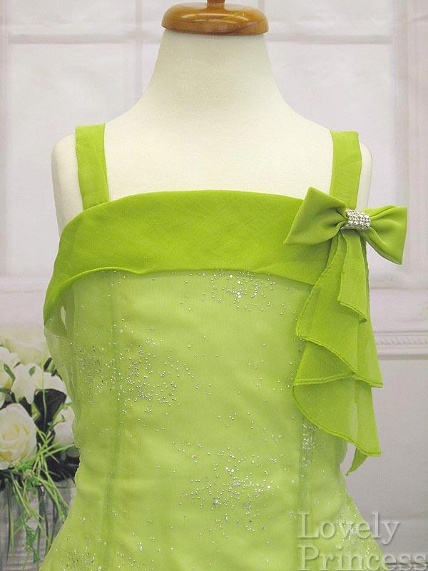 子供ドレス シンディ セージ