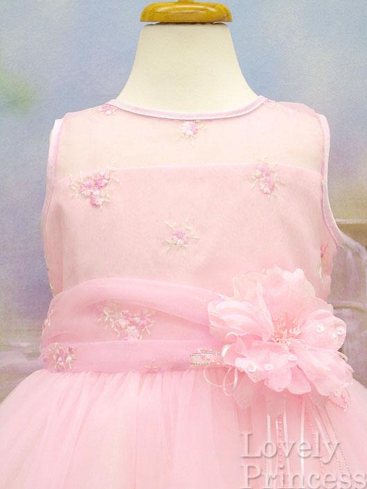 子供ドレス プリンセスB ピンク