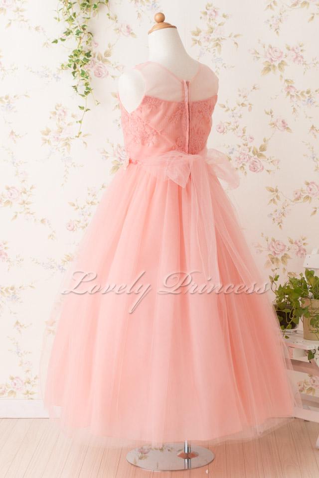 結婚式子供ドレス アシュリー ピンク