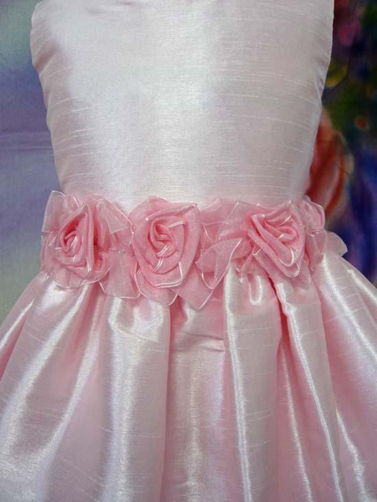 子供ドレス ベス ピンク