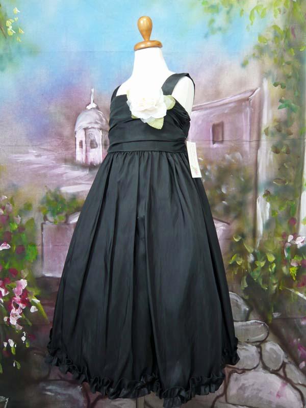 子供ドレス リゼ ブラック
