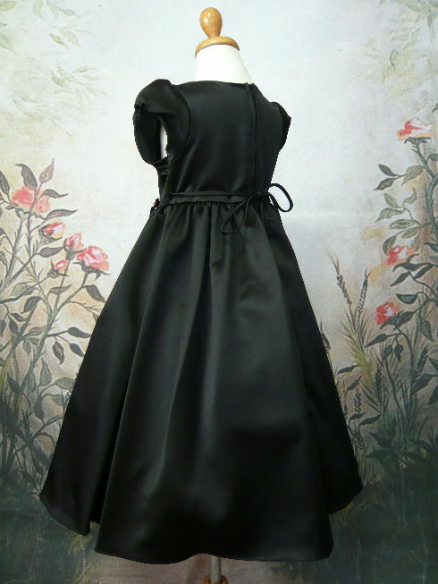 子供ドレス ナージャ ブラック