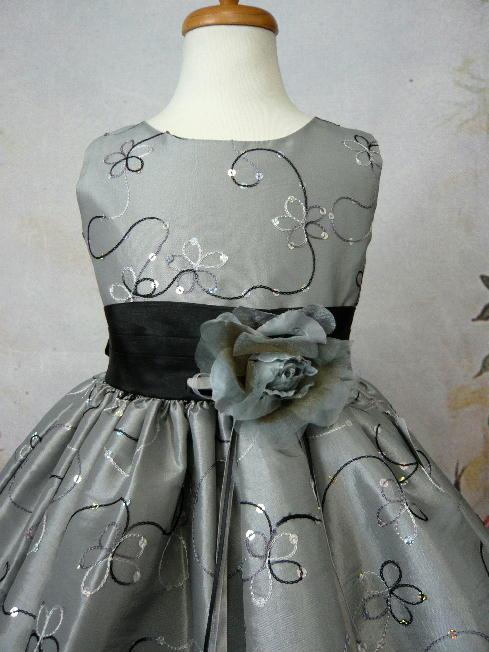 子供ドレス ルビーBk2