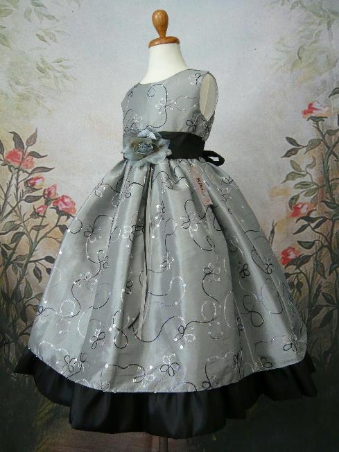 子供ドレス ルビーBk3