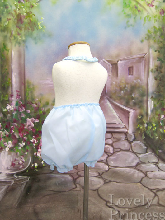 子供ドレス フィリー ブルーパンツ