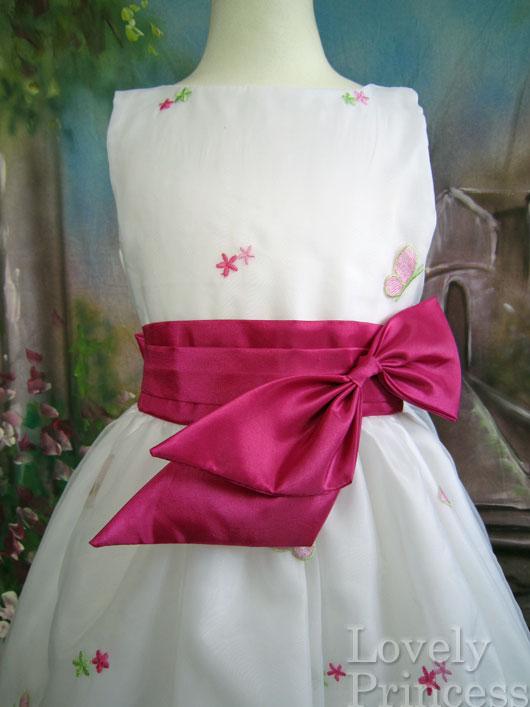 子供用ドレス ジゼル ピンク