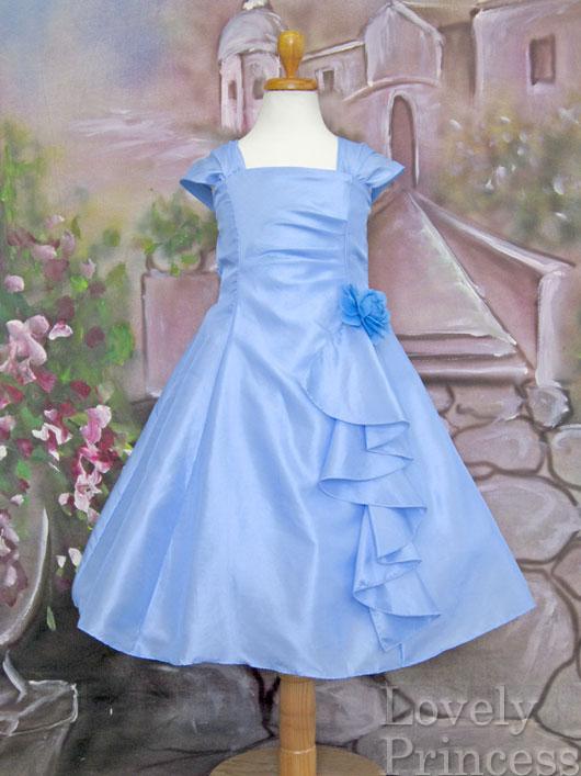子供ドレス ニューファンシー ブルー