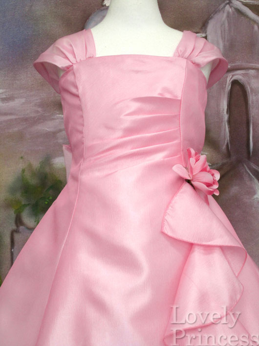 子供ドレス ニューファンシー ピンク