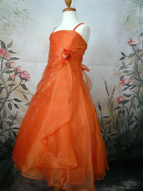 ロゼリア オレンジ