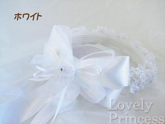 フラワークラウン(tt514)ホワイト
