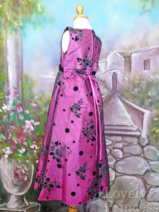 子供ドレス フィル フューシャ