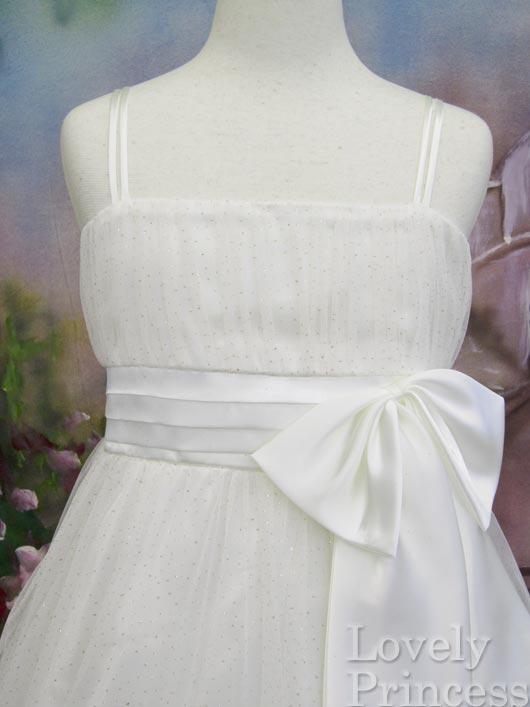 子供ドレス ミリア アイボリー