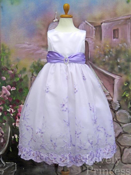 子供ドレス ナターシャ ライラック