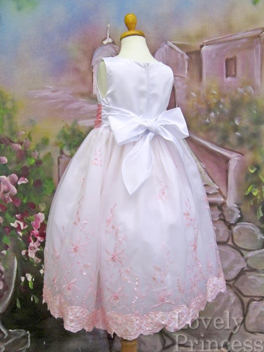 子供ドレス ナターシャ ピンク