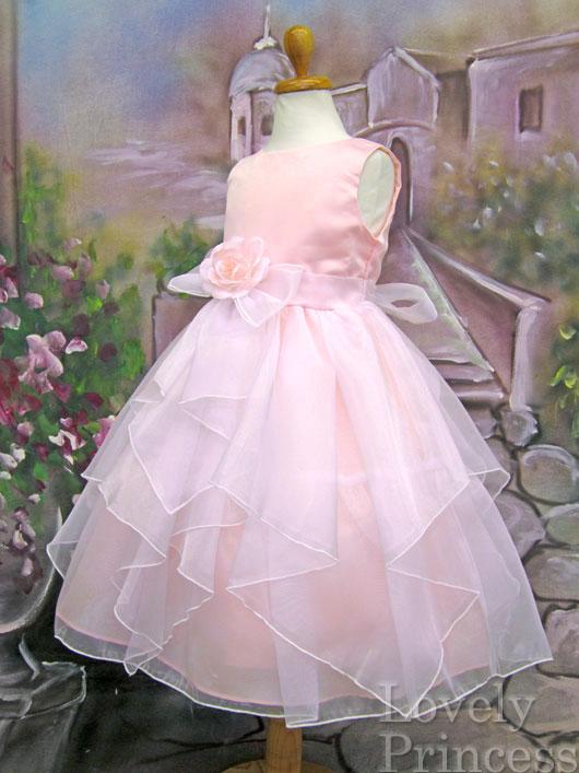 子供ドレス アニー ピンク