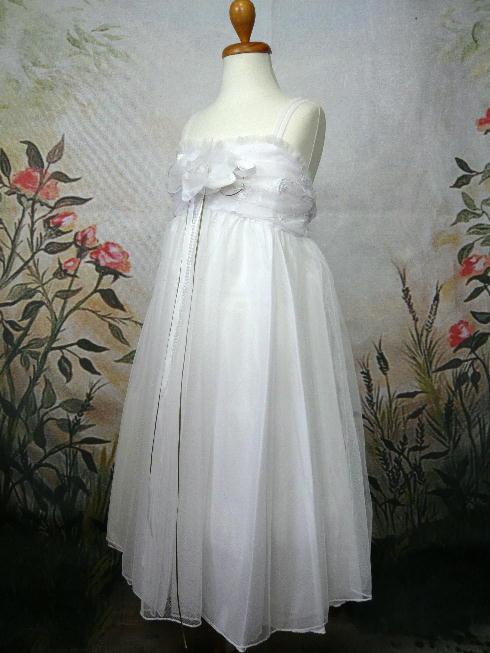 子供ドレス レディ ホワイト3